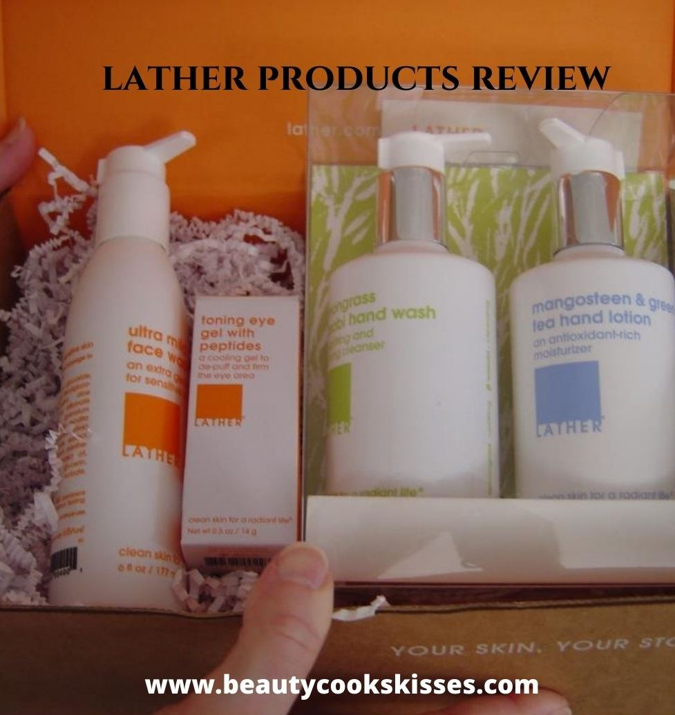 Lather Products Review for Natural Skincare